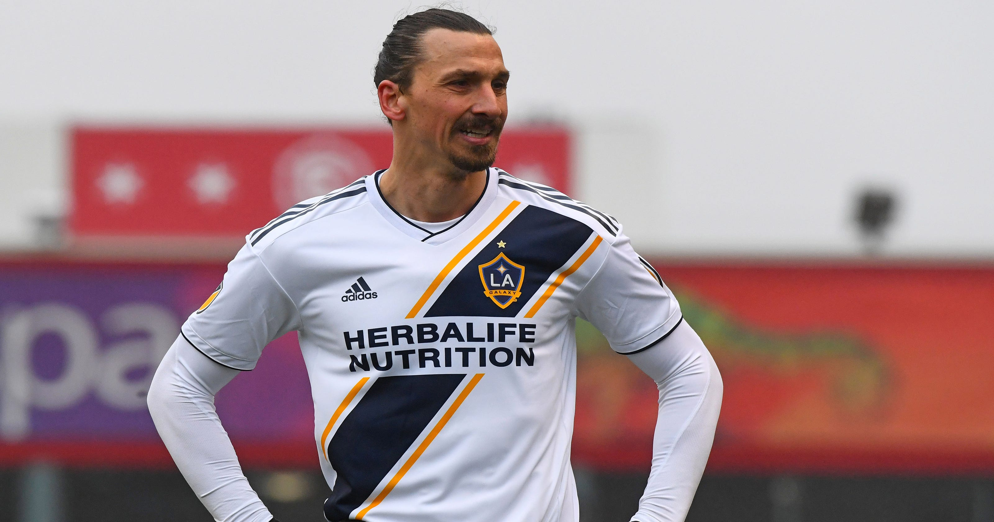 d8c4b7ae644 LA Galaxy s Zlatan Ibrahimovic gets big endorsement deal for World Cup