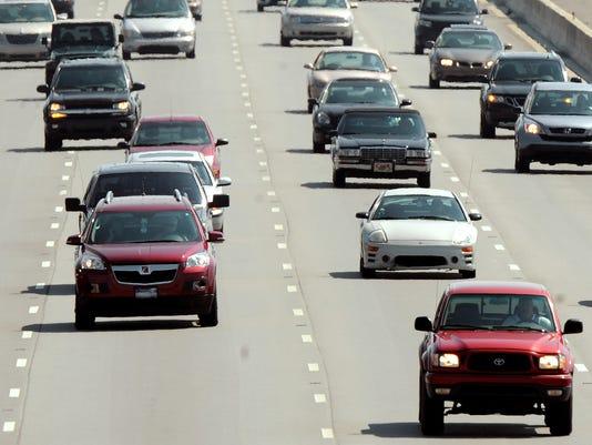 Generic traffic interstate