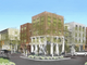 K2 Land and Investment razed the former Dicker's building to make room for a four-story, mixed-use development.