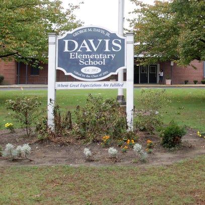 George M. Davis Elementary School in New Rochelle