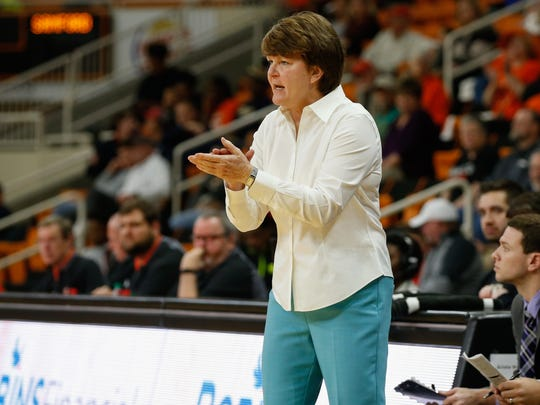 Mercer coach Susie Gardner brings a veteran starting lineup to the Southern Conference Tournament