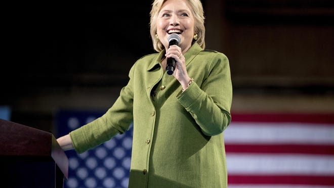 Mississippi politicians and business leaders said Thursday Hillary Clinton's nomination for president historic.