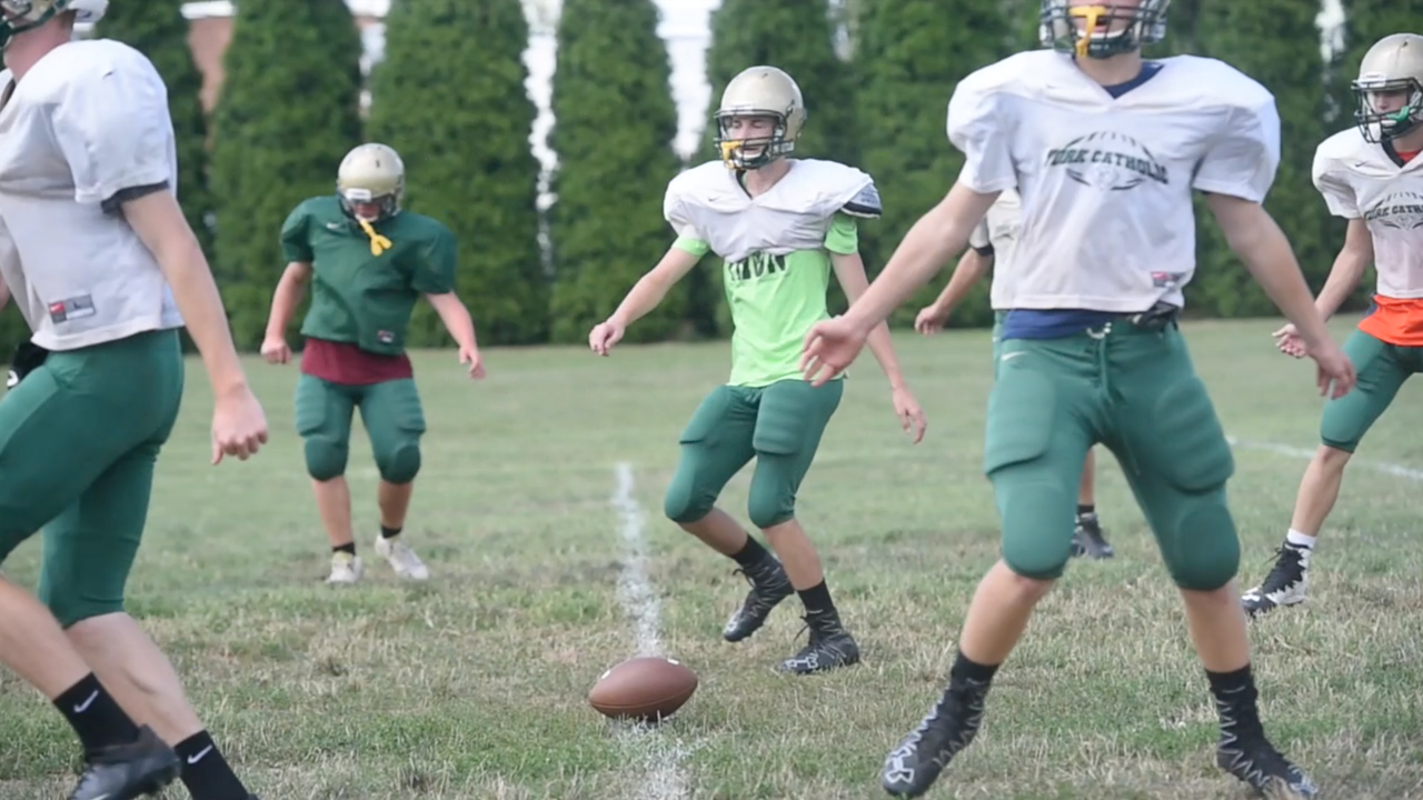 Watch: YAIAA Division III football hype reel