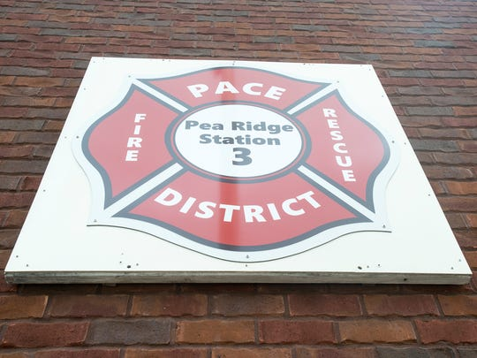 The Pace Fire Rescue District's Pea Ridge Station 3