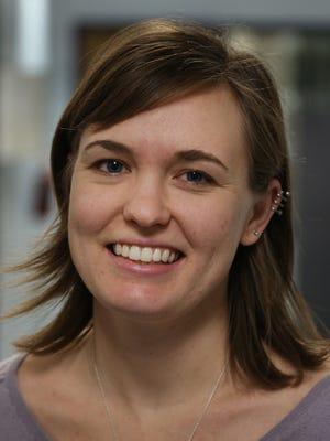 Daily Herald Media reporter Nora Hertel