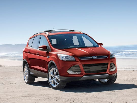 The 2015 Ford Escape is recommeded as one of the safest, most reliable and affordable used cars for teenagers, according to a report from Consumer Reports and the Insurance Institute for Highway Safety.