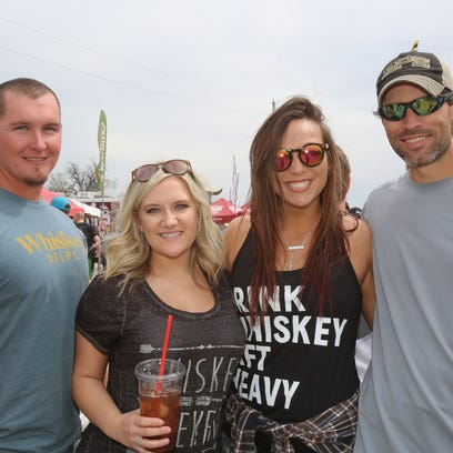 Faces in the Crowd: Rock'n Ribs 2018 - Part 2