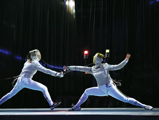 Indiana Sports Corporation, NCAA Fencing Tournament