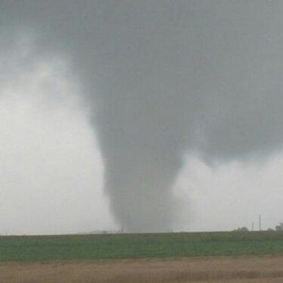 A tornado rips through Carroll County Wednesday afternoon
