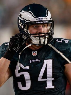 Philadelphia Eagles linebacker Jake Knott