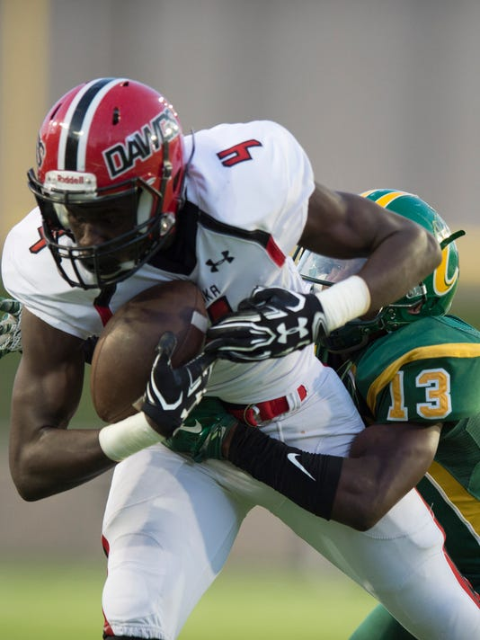 HS Football: Carver vs. Opelika 02