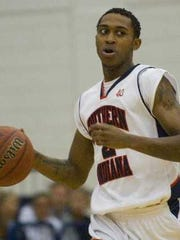Former University of Southern Indiana guard Jamar Smith has enjoyed a seven-year professional career and has scored more than 4,000 points.
