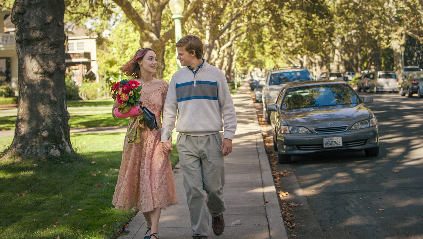 'Lady Bird' big winner in Indiana Film Journalists Association awards