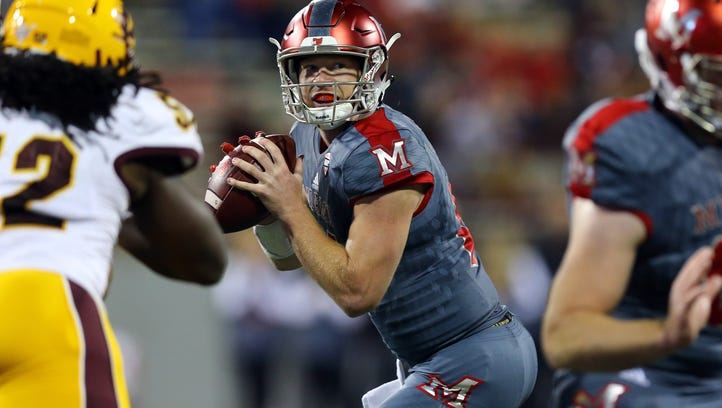 RedHawks to meet Mississippi State in St. Petersburg Bowl