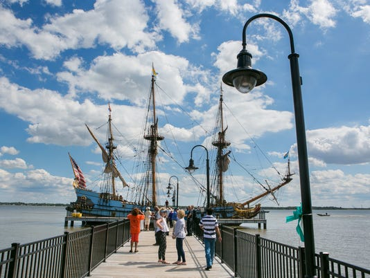 News: New Pier