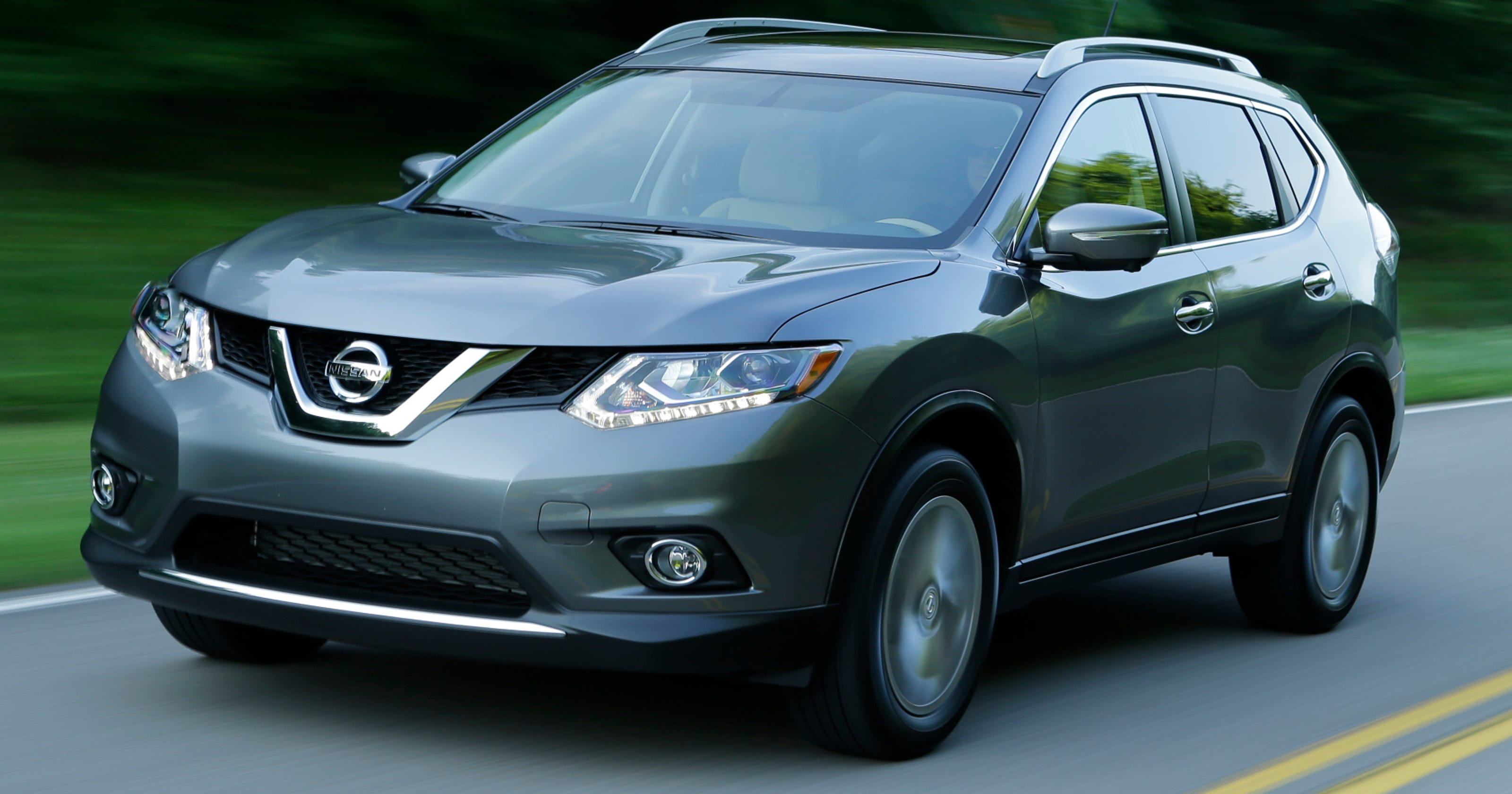 Nissan Models 2015 >> Nissan Rogue Prices Unchanged On 2015 Models