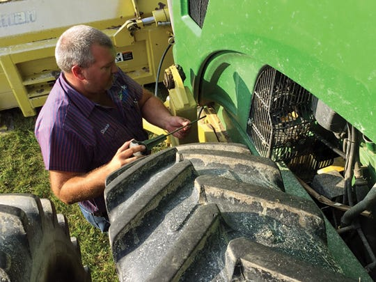 Shane Goplin believes strongly in the mission of Farm Bureau and his been active in the organization for about 20 years. He currently serves as the Trempealeau County Farm Bureau president.