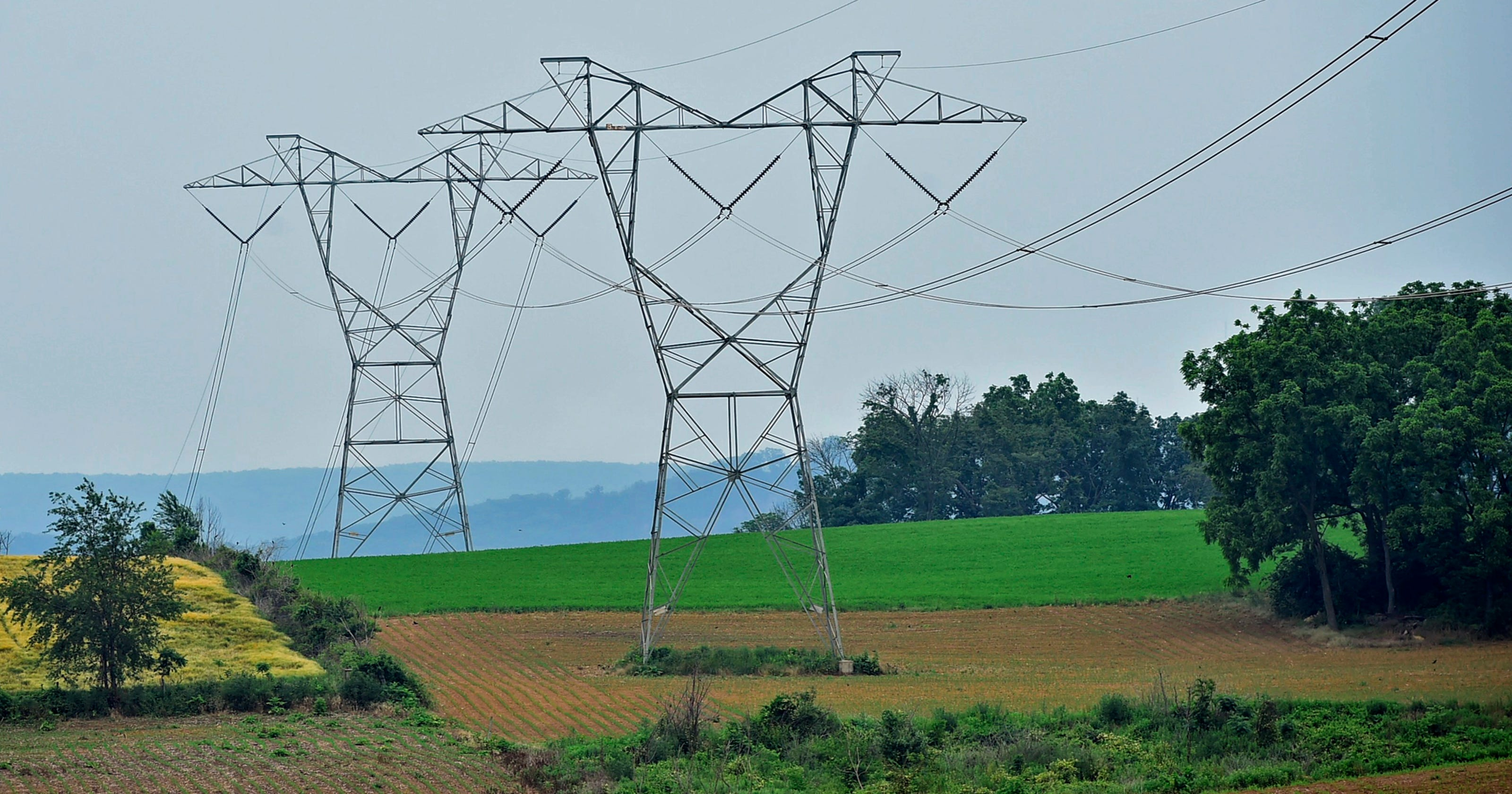 High Power Lines Proposed In Franklin York Counties