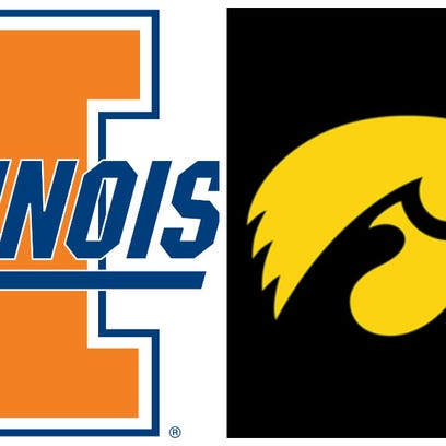 Illinois at Iowa