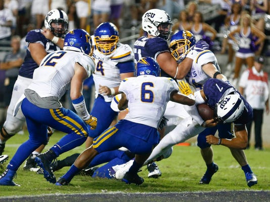 NCAA Football: South Dakota State at Texas Christian