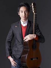 Guitarist t Ekachai Jearakul, who hails from Thailand, is playing Saturday night at Florida State College of Music.
