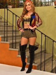 """Cynthia Rodríguez, protagonista de """"Educando a Nina""""."""