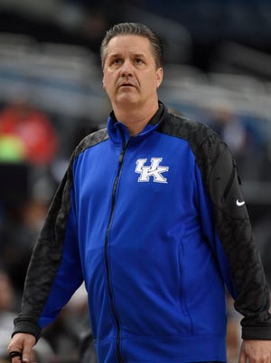 Kentucky and head coach John Calipari agreed to a seven-year, $52 million extension.