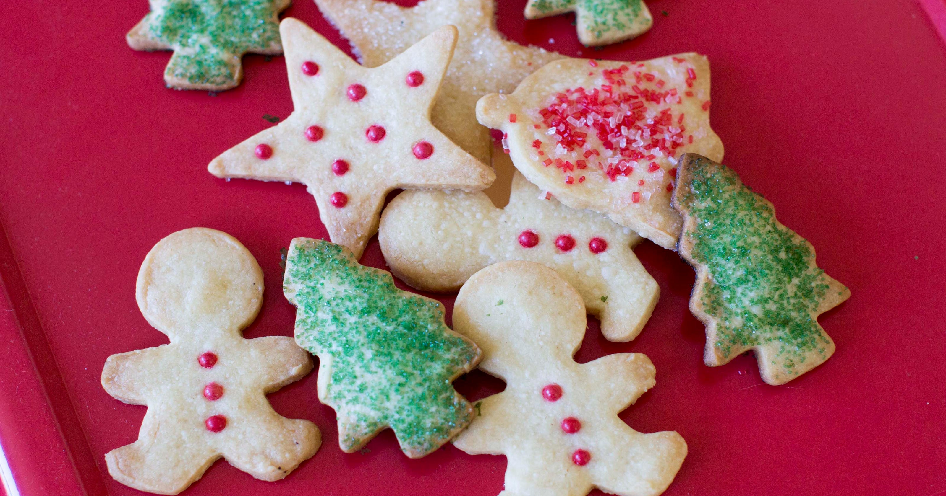 Dorie Greenspan Demystifies The Cut Holiday Cookie