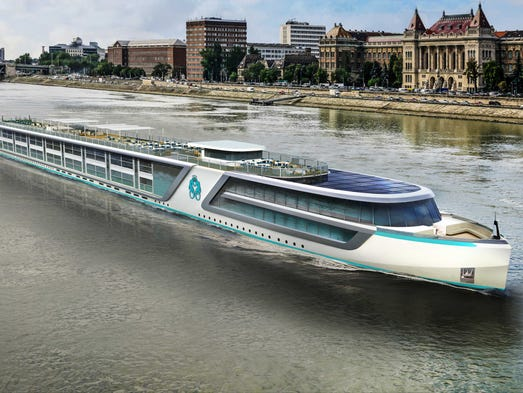 In Major Expansion Crystal Cruises To Add River Ships Yachts - May river excursions
