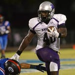 Running back Devin White and North Webster will play at the Minden Jamboree. This weekend's games will offer a preview to the 2015 season.