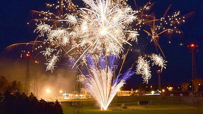 Any types of fireworks that fly or explode are illegal in Minnesota.