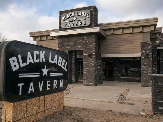 Black Label Tavern is open for business.