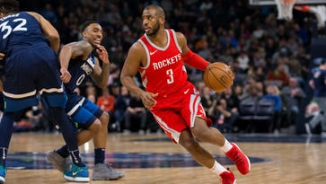 Houston Rockets closing in on No. 1 seed, remain unfazed about who's behind them