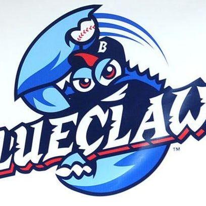BlueClaws Logo