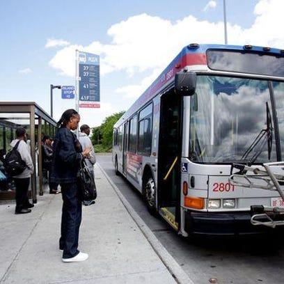 FRM transit plan
