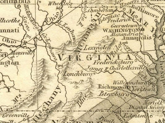 1831 eclipse map