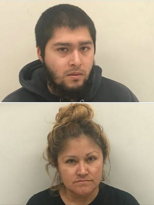 Raul Romo, 20, and his mother Brenda Valdivia, 37, were arrested in connection with a homicide on Feb. 21 in Big Spring, according to Police.