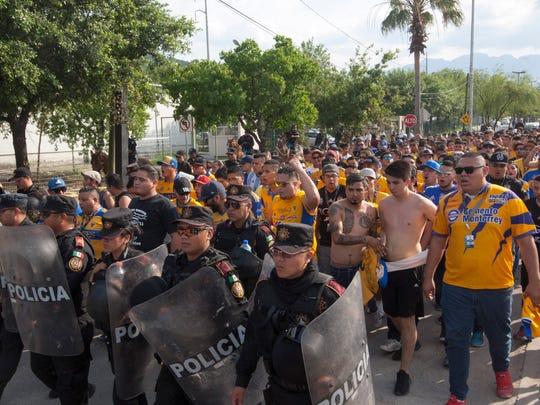 Los aficionados de Tigres sí podrán vestir sus colores