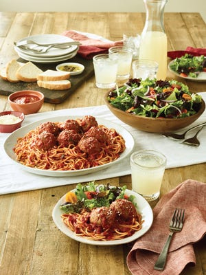 Beat the crowd with takeout or delivered Family Bundles at Carrabba's.