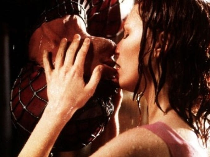 "10. ""Spiderman"" | The first Spidey film helped usher"