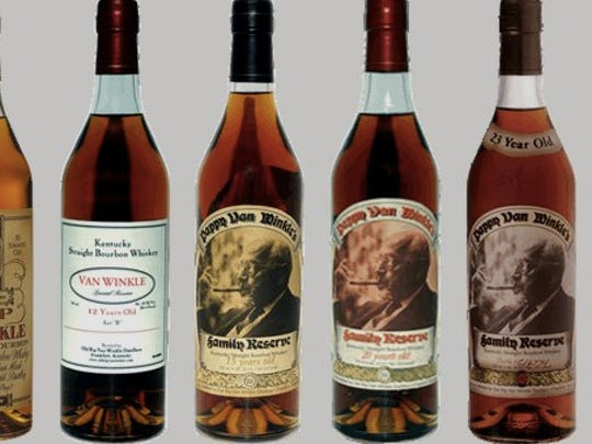 Bourbon collectors and bars have made getting bourbon