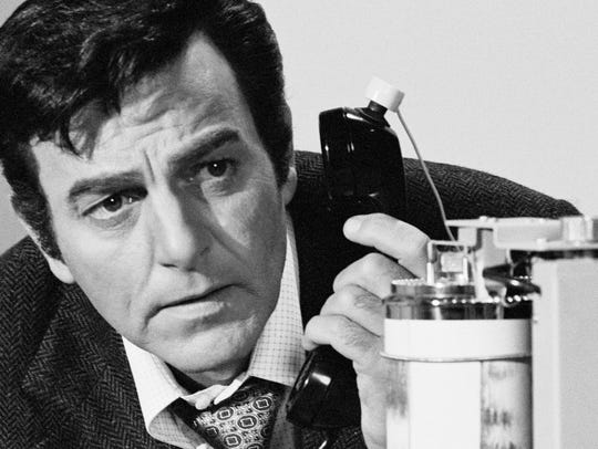 As Joe Mannix, Mike Connors was one of TV's toughest