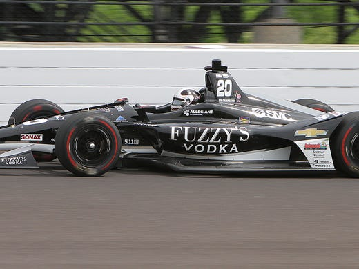 indy 500 top drivers 2018