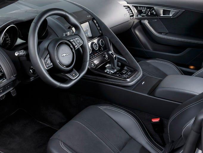 2016 Ягуар F-Тип Р АВД-купе