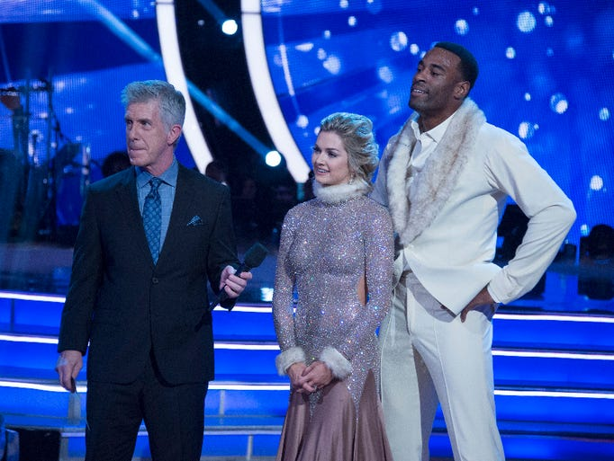 "DANCING WITH THE STARS - ""Episode 2309"" - The six remaining"