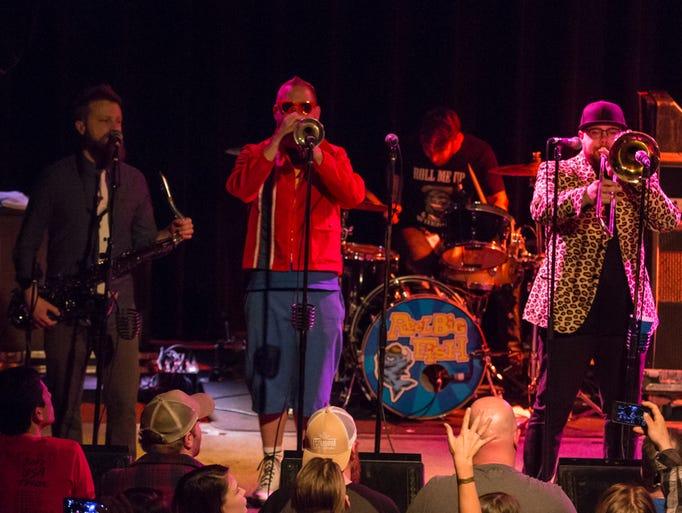 Reel Big Fish performs at Vinyl Music Hall Thursday