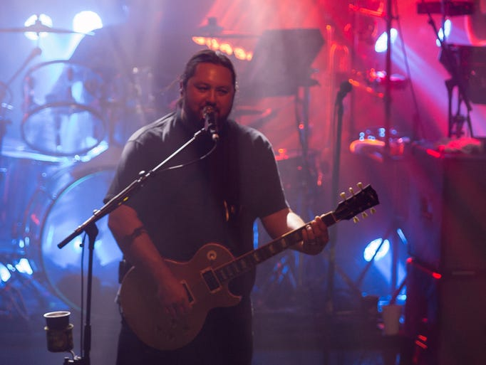 Iration performs a sold-out show at Vinyl Music Hall