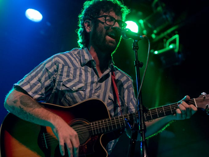 AJJ performs at Vinyl Music Hall during the 10th anniversary