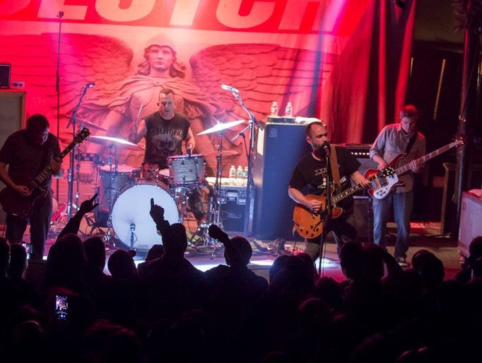 """Clutch headlines at Vinyl Music Hall during the """"Psychic"""