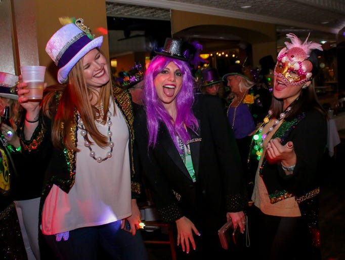 The Mystic Krewe of Nereids hosted their annual Mardi